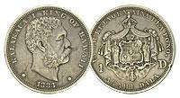 1883. Dollar. XF.