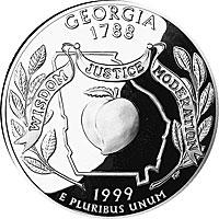 1999-S. GPF. Georgia.
