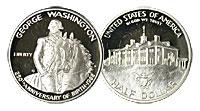1982-S. GPF. Washington.