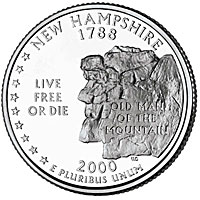 2000-D. Select BU. New Hampshire.