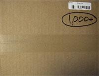 $1000 Bargain Box.