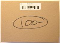 $100 Bargain Box.