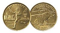 1995-W. GEM. Torch Runner $5.