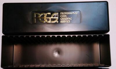 PCGS.