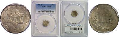1851-O. PCGS. MS-64.