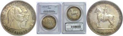 1900. PCGS. MS-61. Lafayette Dollar.