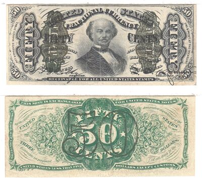 50c. 3rd Issue. XF. 1341.