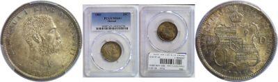 1883. Quarter. PCGS. MS-65+.