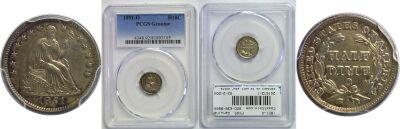 1851-O. PCGS. Genuine.